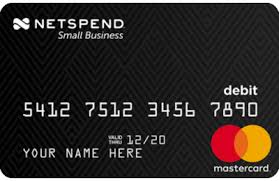 prepaid mastercards netspend small business prepaid mastercard reviews prepaid cards