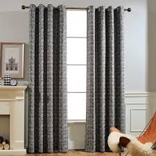 Heavy Grey Curtains Aliexpress Com Buy Gigizaza Black Jacquard Heavy High Blinds