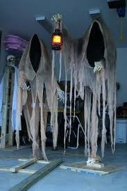 how to decorate home for halloween skeleton ghost decoration for 2014 halloween lantern cheesecloth