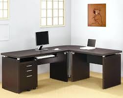 modern l shaped office desk modern l shaped home office desk all about house design modern l