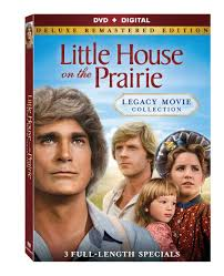 little house on the prairie u0027 movies set for home entertainment