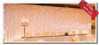 wedding backdrop size 4 10m big size wedding background curtain backdrop wedding drapes
