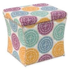 buy storage ottomans from bed bath u0026 beyond