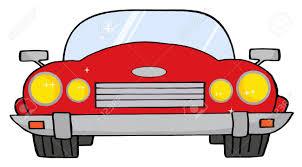 cartoon convertible car red convertible car royalty free cliparts vectors and stock