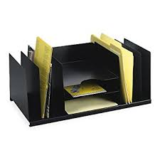 Yellow Desk Organizer Amazon Com Steelmaster Steel Combination Desk Organizer Letter