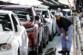 toyota line of cars made in china quality is not good enough lexus says bloomberg