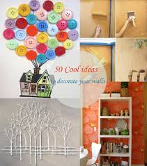 ways to decorate your walls apartment decorating without painting