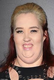 50 year old makeover mama june spent 10k getting her teeth fixed daily mail online