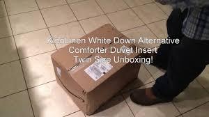 Black Down Alternative Comforter Kinglinen White Down Alternative Comforter Duvet Insert Twin Size