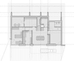 Mountain View Floor Plans by Mountain View House Nestles By A Hillside In The Austrian Alps