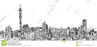 johannesburg skyline royalty free stock photo image 38326195