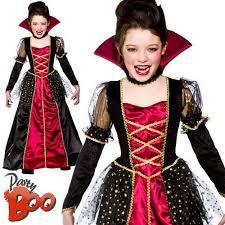 Halloween Costumes Girls 9 10 Girls Witch Zombie Bride Vampiress Gothic Ghost Halloween Fancy