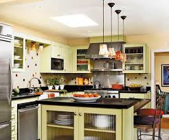 a kitchen a big kitchen home safe