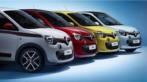 small renault renault twingo right car renault