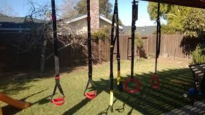 suspension trainer shootout jungle gym xt vs trx home trainer vs