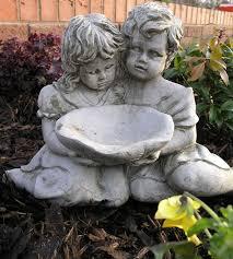 34 best flower garden images on garden ornaments