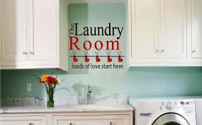 Laundry Room Wall Decor Ideas Laundry Room Wall Decor Vinyl Decals Jburgh Homesjburgh Homes