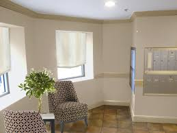 Two Tone Walls With Chair Rail Common Area To Fabulous Area Mochi Home Mochi Home