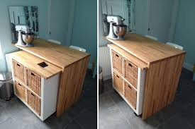 kitchen islands on wheels ikea top 10 favorite ikea kitchen hacks