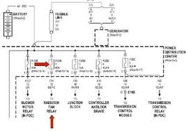 solved horn circuit diagram for jeep liberty sport 2002 fixya