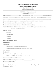 12 best images of meeting notes format meeting minutes template