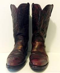 womens boots size 11 12 womens boots black cherry with gold cowboy boots mens size 10b