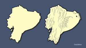 South America Countries Map by South America According To Creative People What South America U0027s