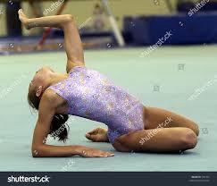 Nia Birmingham Floor Plan by Gymnast On Floor Finish Position Stock Photo 506474 Shutterstock