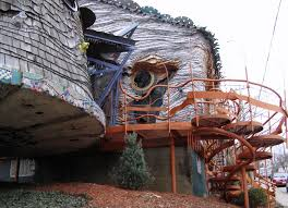 the mushroom house the most bizarre houses in the world