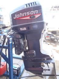 6m3388 used 1999 johnson j90pleeb 90hp 2 stroke outboard boat