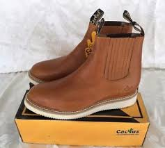 s boots comfort cactus work boots 7611 honey pull up slip on comfort fit