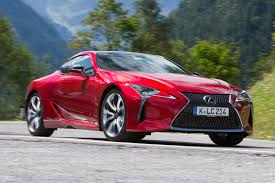 lexus luxury sports car lexus lc500 2017 review autocar
