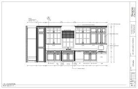 sample kitchen elevation shop drawings pinterest kitchens