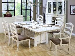 white wash dining room table should be best option for choosing