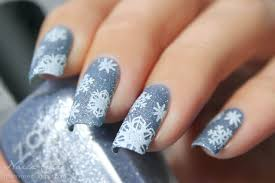 mind blowing christmas nail art