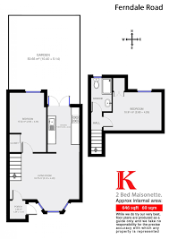 Brixton Academy Floor Plan by Ferndale Road Clapham Sw4 2 Bed Conversion Flat For Sale