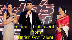 Reality Shows Indian Reality Show Copied From West Inspired Or Copied Indian