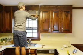 sink kitchen cabinet base repair removing some kitchen cabinets rehanging one house