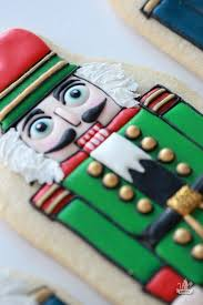 Nutcracker Christmas Decorating Ideas by 27 Best Nutcracker Cookie Images On Pinterest Decorated Cookies