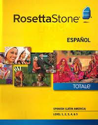 rosetta stone black friday deals rosetta stone totale spanish latin america level 1 u2013 5 set
