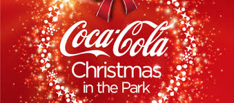 coca cola in the park youthline