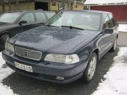 volvo s70 2 5 4d sedan 1997 used vehicle nettiauto