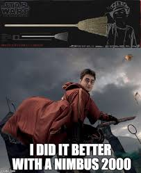 Broom Meme - nimbuss2000 imgflip