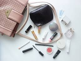 bag photo befry always remember what makeup works for you best pick the top three it could be lipstick what 39 s in your