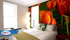 custom wall murals a new decor idea youtube