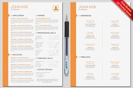 cover letter for resume template find the best photoshop resume template here