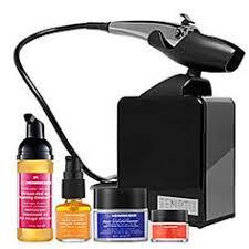 Professional Airbrush Makeup Machine Sneak Peek At Temptu Airbrush Makeup Getting Shellac Ed And Chase
