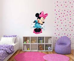 Minnie Mouse Bedroom Decor Modern Bedroom with Pink Minnie Mouse