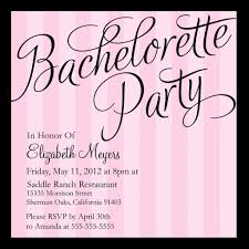 bachelorette invites wording invitation card collection