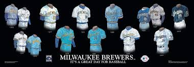 heritage uniforms and jerseys milwaukee brewers uniform and team history heritage uniforms and